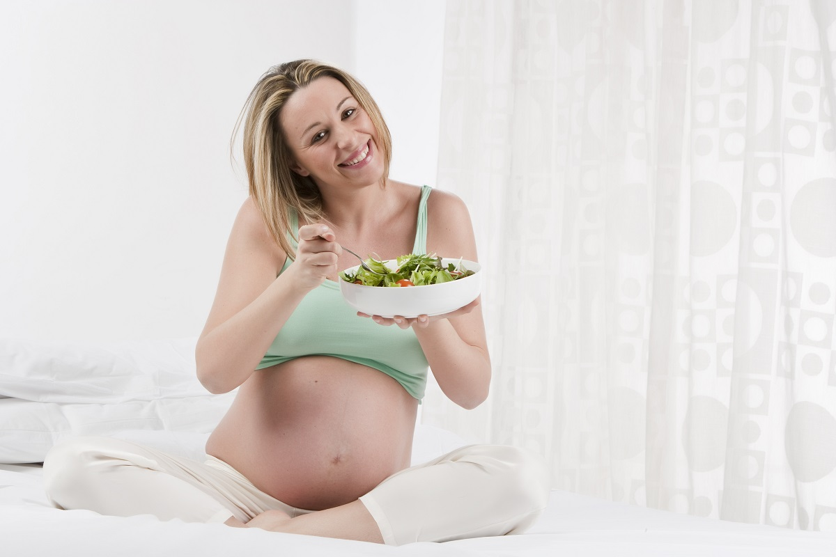 Kako se pravilno hraniti u trudnoći